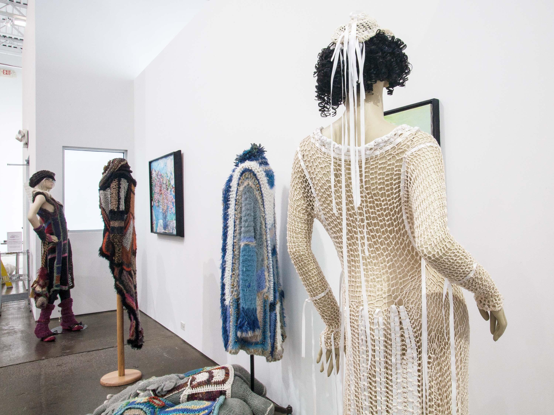 Susan Obrant's Installation, Photo by Bibiana Mattheis