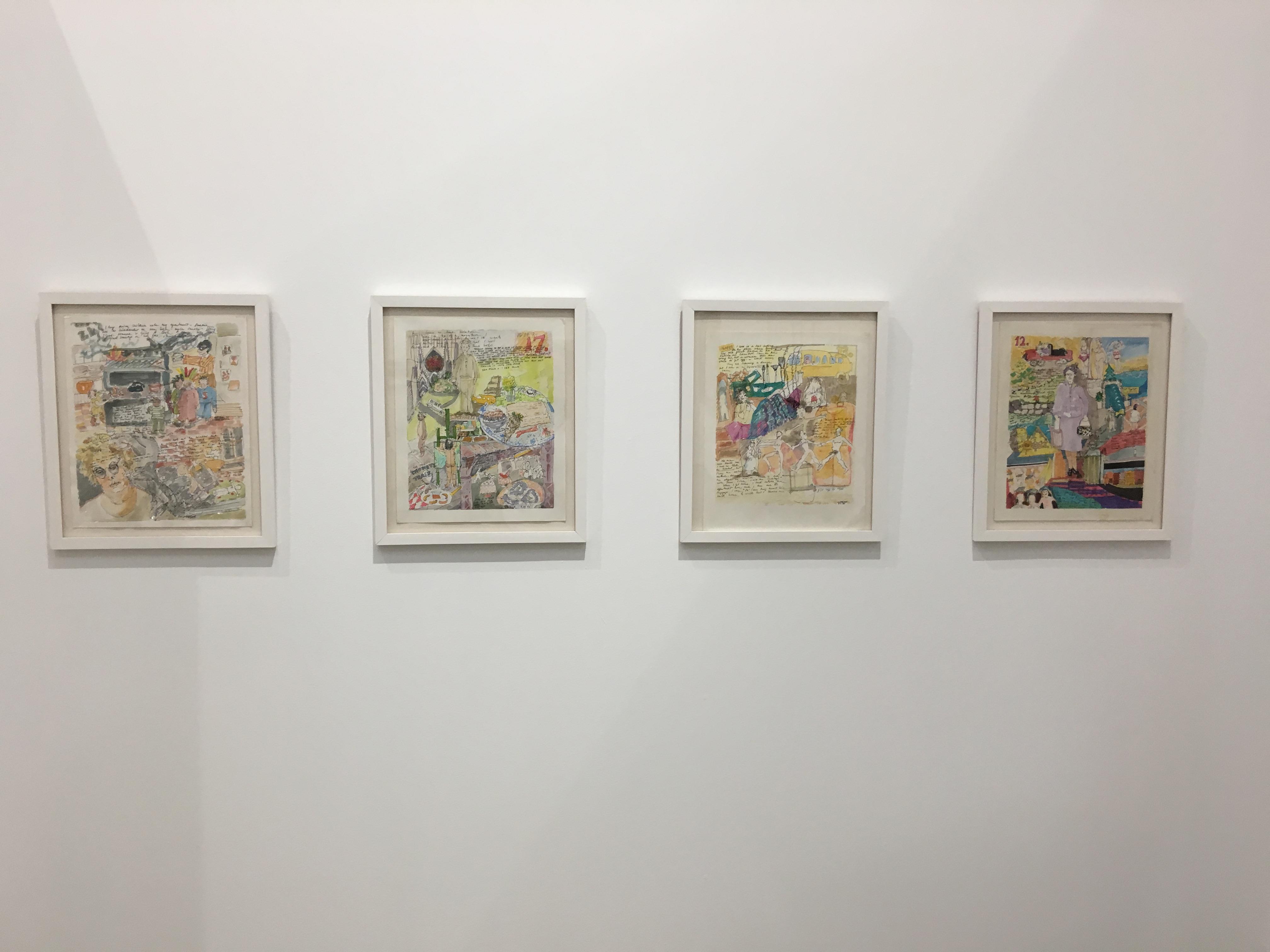 """DREAM"" Series by Judith Zabar"