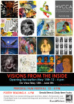 Visions from the Inside Opens May 15th!