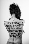 "The ""I'm Tired Project"" by Paula Akpan and Harriet Evans, Photograph by Robert Olsson"