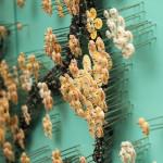 Ran Hwang, Healing Blossoms (detail image), 2012