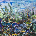 Ali Banisadr, Untitled, 2012