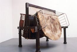 "Chen Zhen, ""Treatment Musical/Vibratoire"""