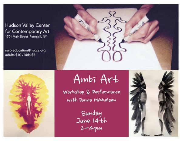 Ambi Art workshop june 2015